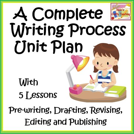 writing process lesson Use this studycom lesson plan to teach your students the steps in the writing process set up stations for students to experience the use of.