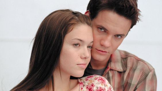 Landon (Shane West), bad boy turned good by the love of a woman.