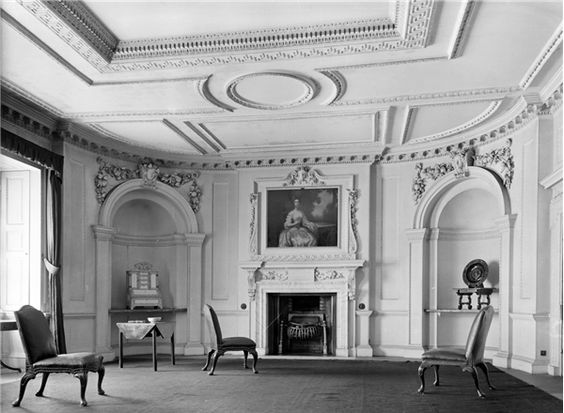 The Low Drawing Room Wentworth Woodhouse Architectuur