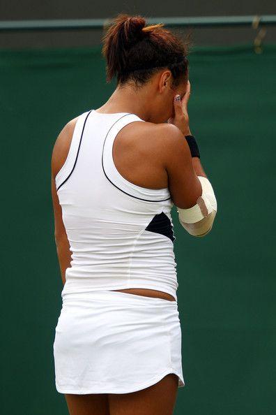 Heather Watson - The Championships - Wimbledon 2011: Day Three