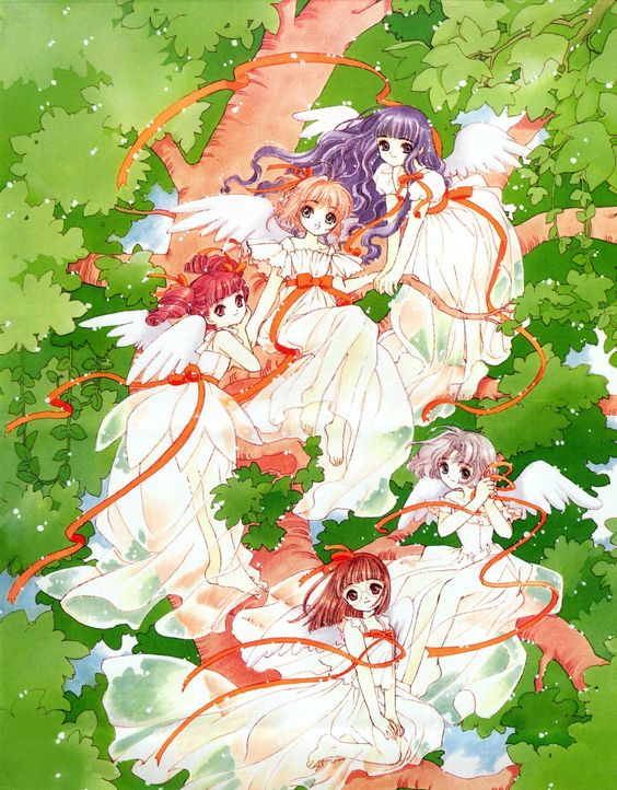 Cardcaptor Sakura Illustrations Collection/Cardcaptor Sakura/#29881 - Zerochan
