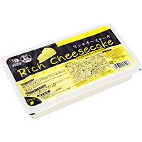 業務スーパーの「リッチチーズケーキ」が高級ケーキ屋さんのクオリティでした