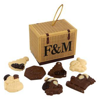 Fortnum & Mason mini hamper bauble