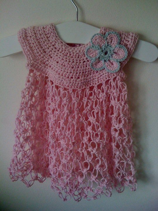 Baby dress by bubba2010 on Etsy