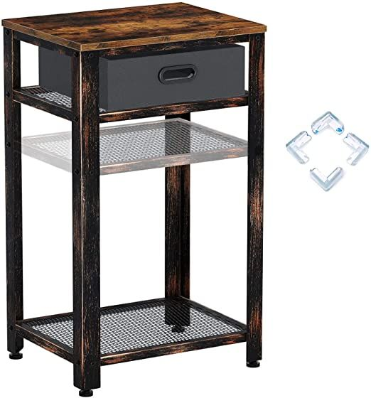 Classic Side Table White In 2021 Small White Bedside Table Small Bedside Table Classic Side Table