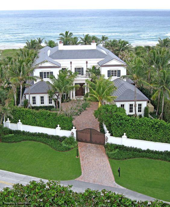 Florida New Construction Luxury Home: Pinterest • The World's Catalog Of Ideas