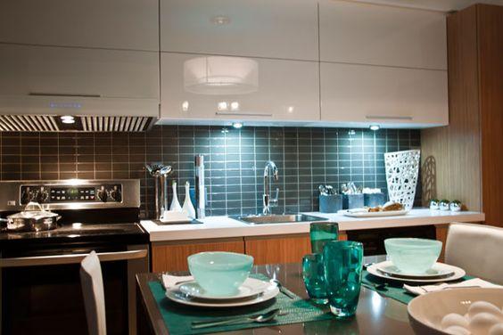 Idee Salle De Bain Meuble : La cuisine de Geneviève #cuisine  design vip  Pinterest  Cuisine