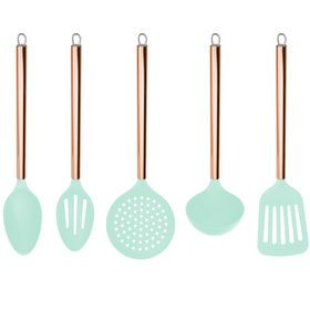 Mint And Rose Gold I Have Found My Dream Kitchen Utensils