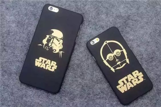 star wars iphone case for iphone 6[inch4.7] and iphone6[inch5.5]