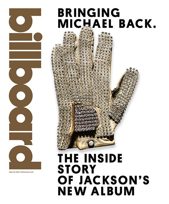 Michael Jackson's Billboard Cover: 5 Things We Learned About the New Album