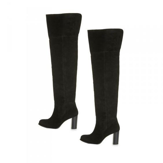 Control2 High Leg Boot,Topshop$240 via @stylelist | http://aol.it/10sEE2v