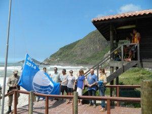 1x1.trans Prainha garante Bandeira Azul por mais um ano