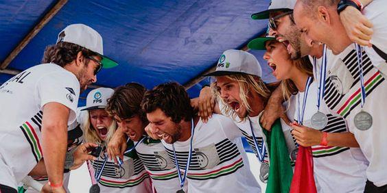 Boas Notícias - Portugal é vice-campeão mundial de surf