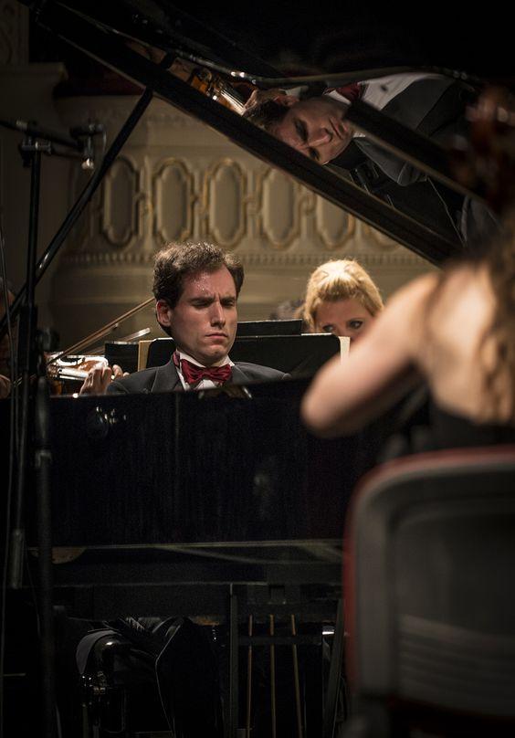 Las 9 sinfonías de Beethoven. Concierto 5: Errázuriz / Rachmaninoff / Beethoven. Foto: Patricio Melo