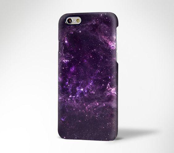 Fantasy Purple Nebula iPhone 6s / 6s Plus Case, iPhone 5s / 5c Case, Galaxy S6 / Edge Plus Case 170