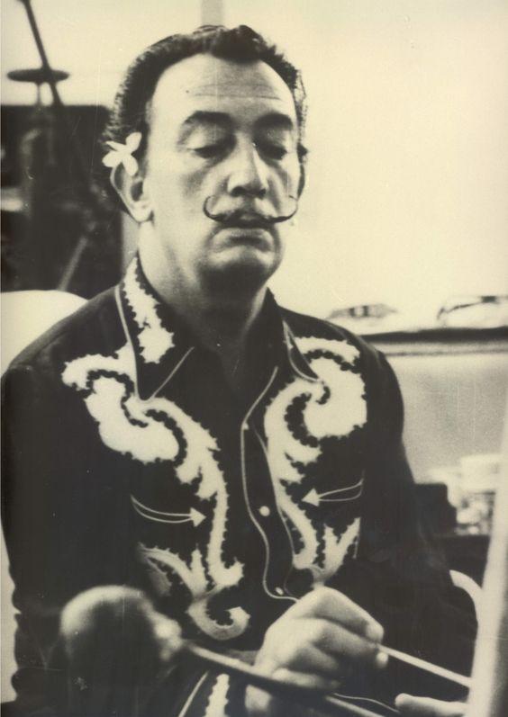Salvador Dali - Foto: privat Art-Galery.de