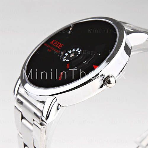 Mais um relógio de minimalismo puro
