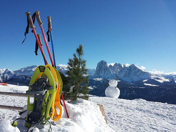 Inverno da sogno nelle Dolomiti - Sport invernali a Siusi allo Sciliar
