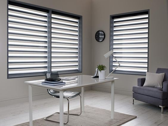 Made to measure Sheer Horizon blinds for your office | Bolton Blinds