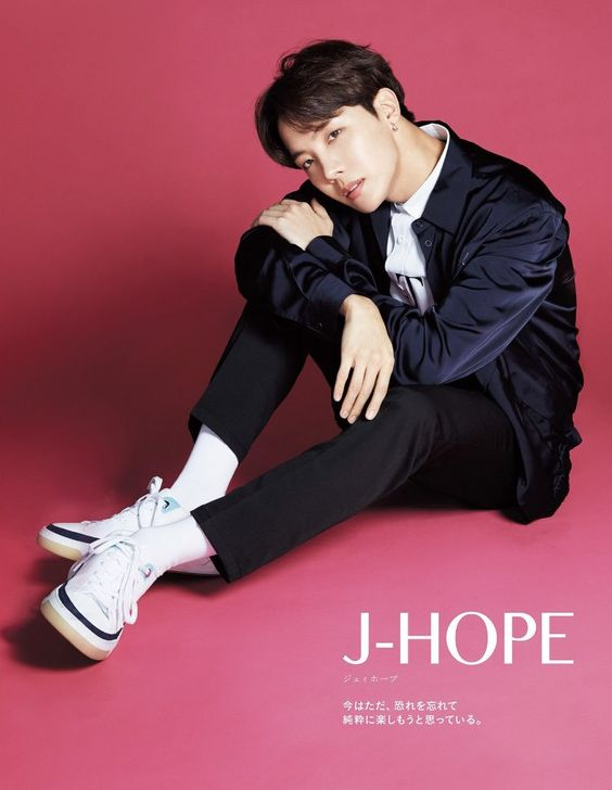 J-Hope BTS © Anan Magazine 2019