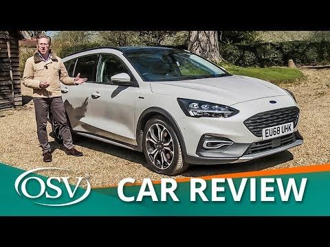 Ford Focus Active The Best Crossover Of Choice For 2019