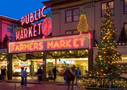 Pike Place Public Market, Seattle
