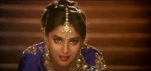 STILL FROM HUM AAPKE HAIN KOUN...this look just has to be the best one!