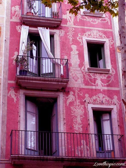 Amantes do rosa - Galeria de fotos