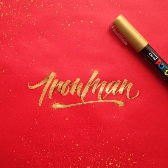Iron man! #InstaSeries.