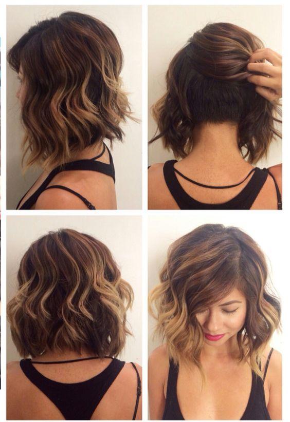 35++ Nape undercut hair down trends