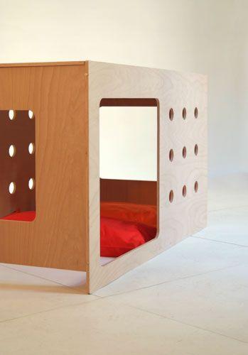 Dormitorio Infantil  Totem - Milano