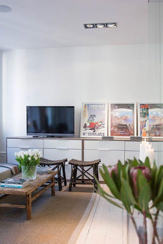 tv-meubel appartement