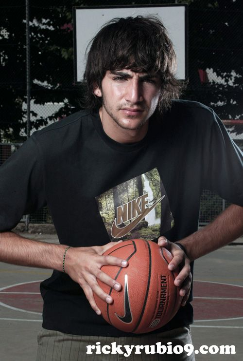 Ricky Rubio (younger)