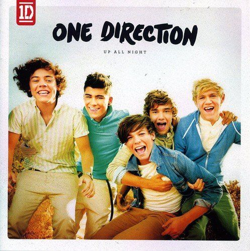 From 1 89 Up All Night Com Imagens One Direction Nomes