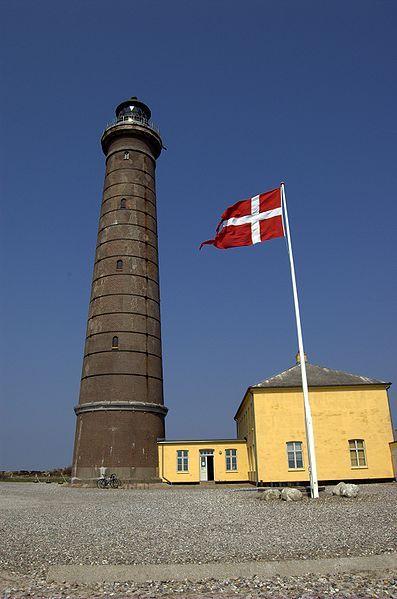Lighthouse, Skagen, Denmark | Martin Olsson via Wikipedia