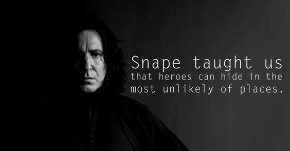 30 Things That Harry Potter Taught us ... where no reviews are ever written.