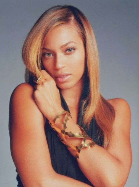 Beyonce's real hair | Celebrities And Their Real Hair ...
