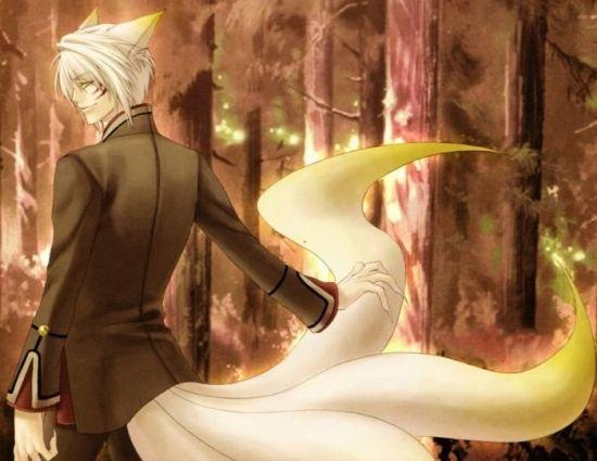male fox demon - Google Search | Demon anime | Pinterest ... Yuuichi Komura