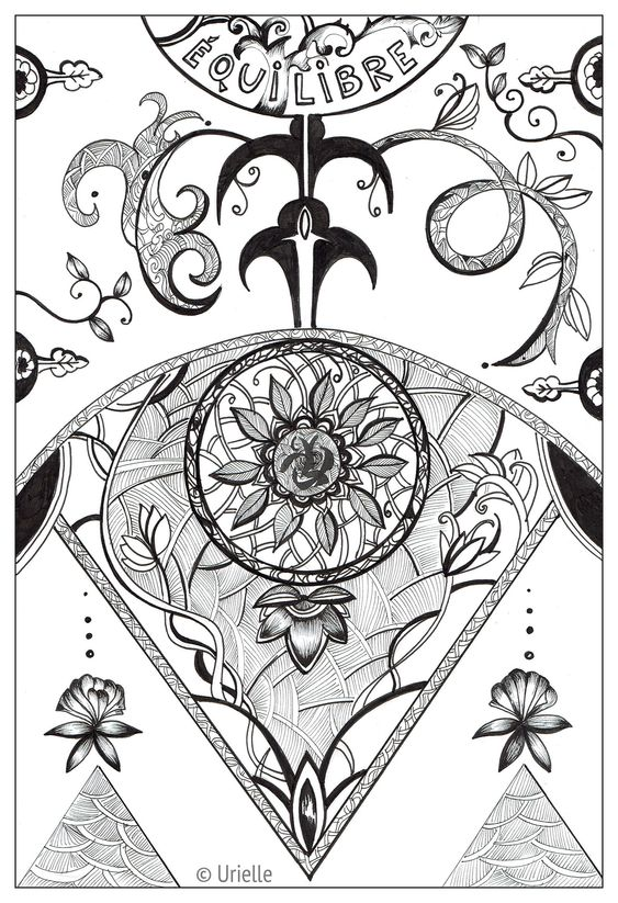 zen coloring pages to print - photo#43