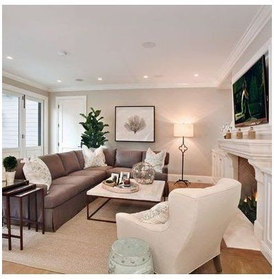 511862313868519837 Living Room Dark Brown Leather Couch Living With Kids Joanna Dark Brown Living Room Decor Brown Sofa Living Room Brown Couch Living Room