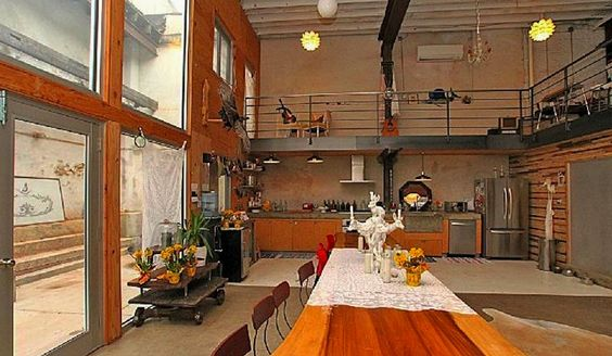 Doub Hanshaws Incredible Free People Garage Loft DoubHanshaw Philadelphia Philly