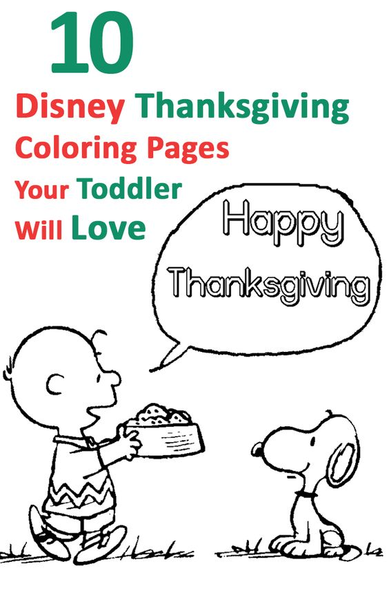 disney thanksgiving printable coloring pages - pinterest the world s catalog of ideas