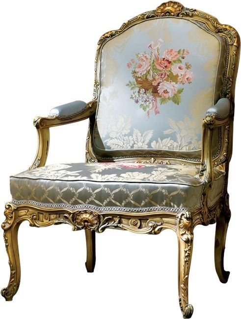 Formal Living Room Antique Arm Chair David Michael Formal