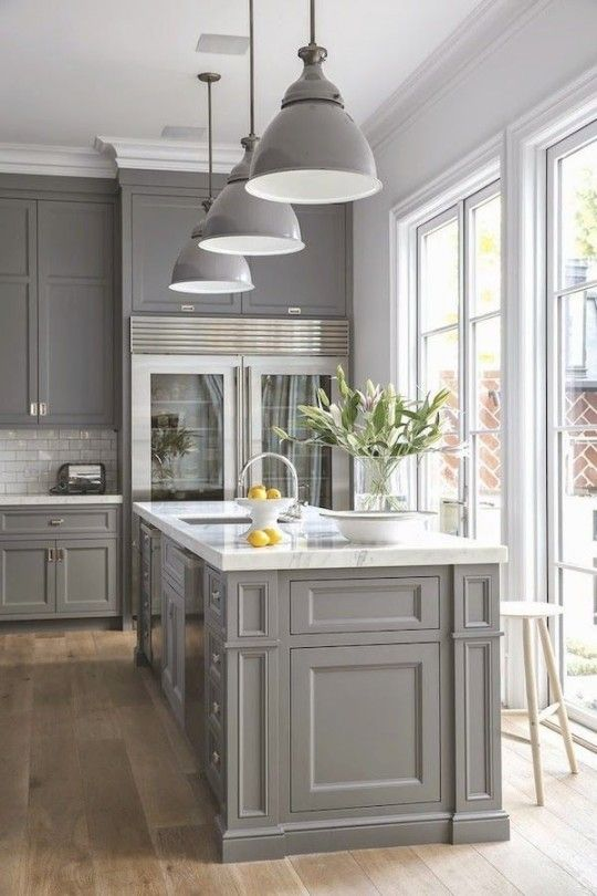 Top 25 Best Kitchen Cabinets Ideas On Pinterest Farm Kitchen With Classic Kitchen Ideas Pinterest Grey Kitchen Designs Kitchen Design Kitchen Cabinet Design