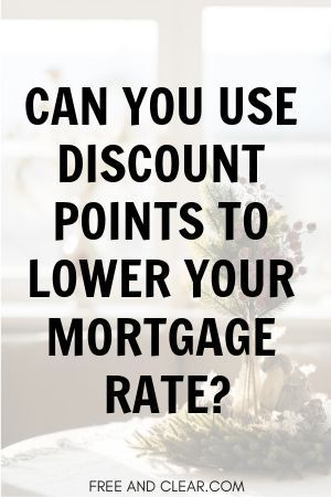 Discount Point Calculator With Images Mortgage Payment