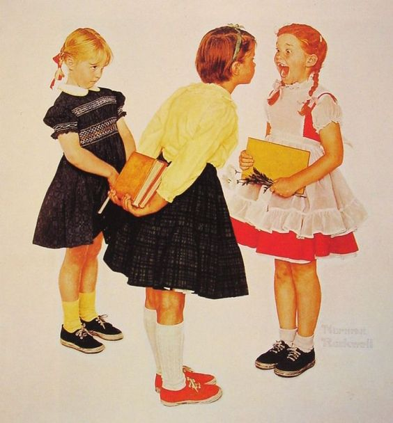 Checkup : Norman Rockwell : Art Scans : Scanopia