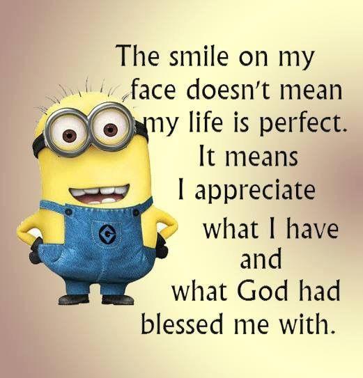 #lovable #minion #humor #faith