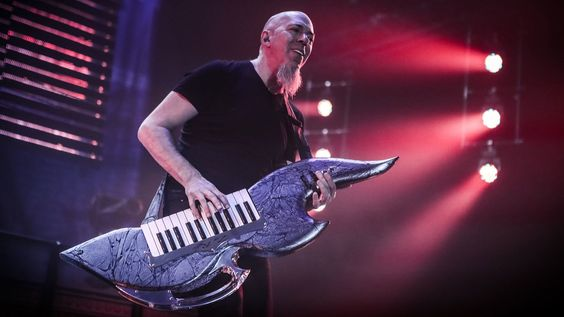 Dream Theater's keyboard operator picks ten epic, other-worldly albums