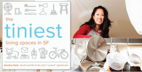The Tiniest Living Spaces in SF
