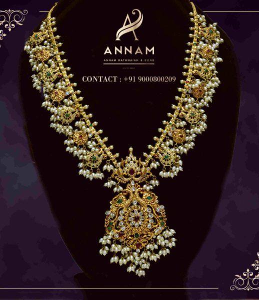 Pin By Mohika Reddy On Guttapusalu In 2020 Diamond Jewelry Set Indian Jewelry 22 Carat Gold Jewellery